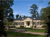 Greek Revival Home Plans Georgia Greek Revival Traditional Exterior by