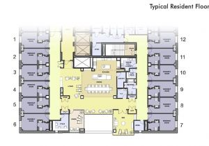 Green Home Floor Plans Building the Future Of Eldercare In the Heart Of Manhattan
