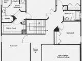 Ground Floor First Floor Home Plan Floor Plan