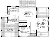 Ground Floor Plan for Home Modern House Design 2012002 Ground Floorpinoy Eplans