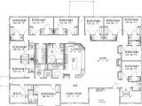 Group Home Floor Plans Floor Plans for Group Homes Home Deco Plans