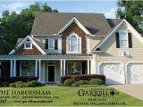 Habersham House Plans Habersham House Plan House Plans by Garrell associates Inc