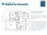 Habitat for Humanity Home Plans Habitat for Humanity House Plans Habitat for Humanity Home