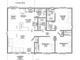 Habitat for Humanity Home Plans Single Family Floor Plan for Habitat for Humanity
