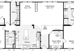 Habitat for Humanity House Floor Plans Dayton House Plan National Affordable Housing Network