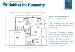 Habitat for Humanity House Floor Plans House Design Volunteering In Habitat for Humanity