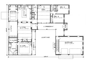 Hacienda Home Plans La Hacienda 4258 4 Bedrooms and 3 Baths the House