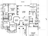Hacienda Style Homes Floor Plans Marvelous Hacienda Style House Plans 3 Small Hacienda