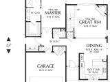 Halifax Home Plan Halifax 5189 4 Bedrooms and 2 Baths the House Designers