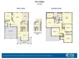 Halifax Home Plan Halifax Caviness and Cates Builders