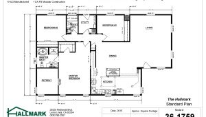 Hallmark Homes Floor Plan Hallmark Design Homes Floor Plans Home Design and Style