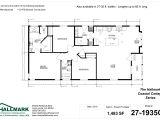 Hallmark Homes Floor Plan Hallmark southwest Floor Plans thecarpets Co