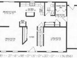Hallmark Homes Floor Plan T239343 1g by Hallmark Homes Two Story Floorplan