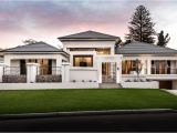 Hamptons Home Plans American Dreaming In Applecross the West Australian