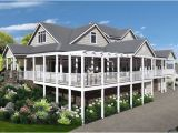 Hamptons Home Plans Storybook Hamptons Style Design