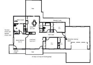 Handicap Accessible Modular Home Floor Plans 28 Accessible Home Plans 3 Bedroom Wheelchair