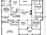 Handicap Accessible Ranch House Plans Country Ranch Wheelchair Accessible House Plans Home