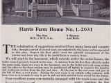 Harris Home Plans Website Classic American Foursquare 1918 Harris Bros Co Kit