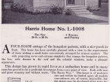 Harris Home Plans Website Classic Cottage Tiny Kit Homes Of the Wwi Period