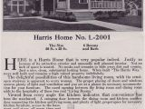 Harris Home Plans Website Plan L 2001 1918 Harris Bros Co Kit Houses Two Story