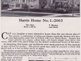 Harris Home Plans Website Plan L 2003 Traditional Revival with Modern Aesthetic C