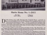 Harris Home Plans Website Plan L 2011 1918 Harris Bros Co Traditional Colonial