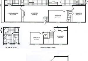 Hart Manufactured Homes Floor Plans Model 405 Cornerstone Homes Indiana Modular Home Dealer