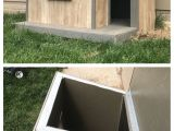 Heated Cat House Plans the 25 Best Insulated Dog Houses Ideas On Pinterest