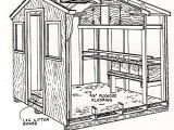 Hen Houses Plans 25 Best Ideas About Poultry House On Pinterest Chicken