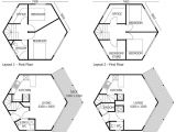Hexagon Home Plans 1000 Images About Hexagonal Architecture On Pinterest