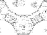 Hexagon Home Plans Polygonal Hexagonal Etc Earthbag House Plans