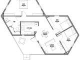 Hexagon Home Plans Small Hexagon House Plans with Regard to Really Encourage