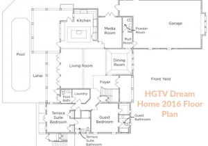 Hgtv Dream Home10 Floor Plan Hgtv 2015 Dream Home Floorplan Autos Post