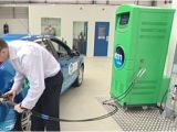 Hho Home Heating Unit Plans Bbc News Technology Hydrogen Refuel Station Unveiled