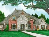 High End Home Plans High End French Country House Plan 48568fm