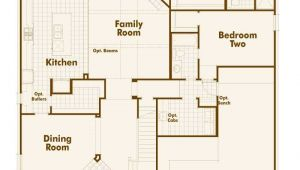 Highland Homes Floor Plans New Home Plan 926 In Prosper Tx 75078