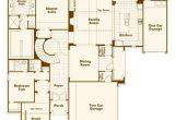 Highland Homes Plan 674 Model Home In Houston Texas Firethorne 80s Community