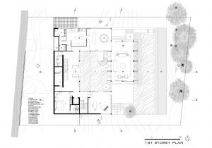 Hillside Home Floor Plans Hillside House Ar43 Architects Archdaily