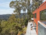 Hillside Home Plans Energy Efficient Hillside Residence by Zack De Vito Architecture California