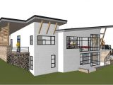 Hillside Home Plans Energy Efficient Modern Home Plans Energy Efficient