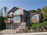 Hillside House Plans with Garage Underneath Hillside Home Plan 6953am 2nd Floor Master Suite Cad