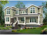 Hillside House Plans with Garage Underneath Hillside House Plans with Garage Underneath