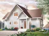 Hillside Vacation Home Plans Bungalow Hillside House Plans Floor Plans