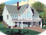 Hillside Vacation Home Plans House Plans for Sloping Sites House Plans Home Designs