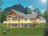 Hillside Vacation Home Plans Plan 012h 0047 Find Unique House Plans Home Plans and