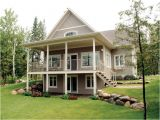 Hillside Vacation Home Plans the House Plan Shop Blog Mountain House Plans
