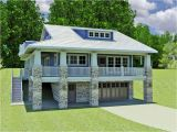 Hillside Walkout Home Plans Hillside Home Plans with Walkout Basement Small Hillside