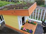 Hinged Roof Dog House Plans Free Dog House Plans Hinged Roof