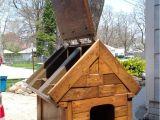 Hinged Roof Dog House Plans Lovely Dog House Plans with Hinged Roof New Home Plans