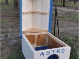 Hinged Roof Dog House Plans the Diyers Photos Doghouse Project for astro Photo 3